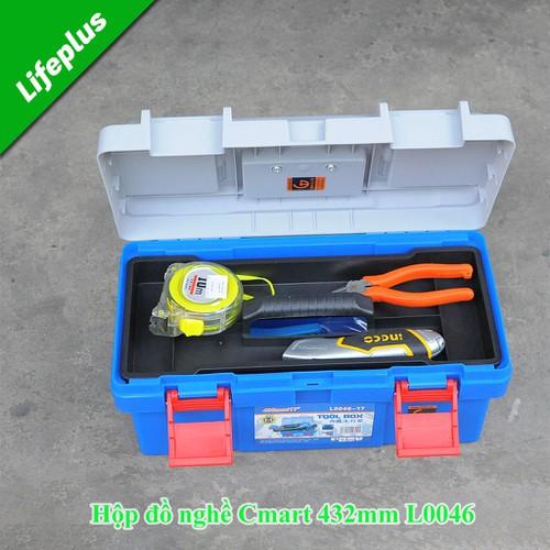 Hộp đựng đồ nghề sửa chữa CMART-L0046