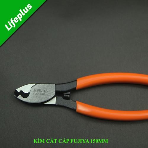 Kìm cắt dây cáp điện Fujiya-ACC150