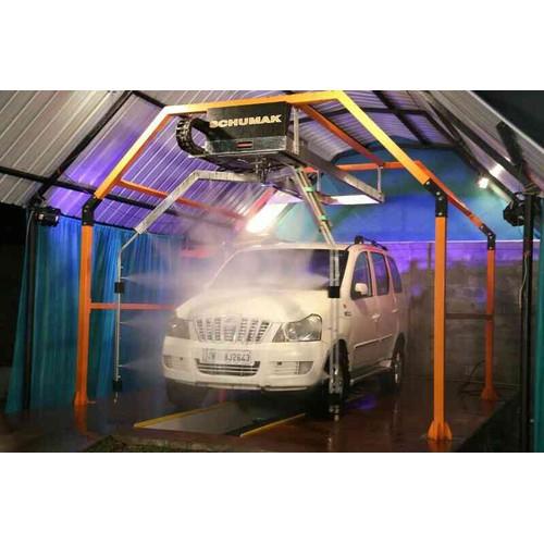 Dịch vụ rửa xe tự động F&C