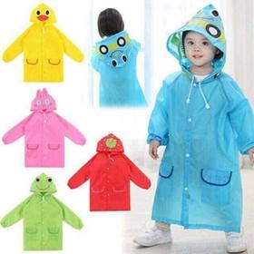 áo mưa hình thú cho bé - áo mưa hình thú cho be