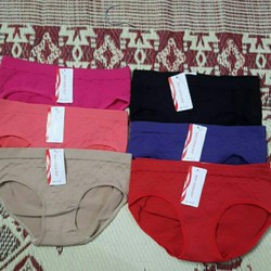Quần lót nữ cotton phom to lố 10 quần
