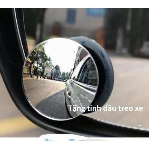 Bộ 2 gương ô tô Baseus tặng 1 tinh dầu treo xe mùi ngẫu nhiên