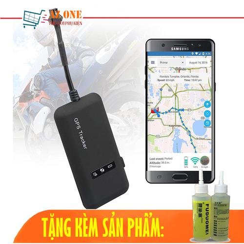 Thiết Bị Định Vị GPS Cho Ôto Xe Máy GT-02 Tặng Kèm Dầu Tra Xích - 11136999 , 16178245 , 15_16178245 , 830000 , Thiet-Bi-Dinh-Vi-GPS-Cho-Oto-Xe-May-GT-02-Tang-Kem-Dau-Tra-Xich-15_16178245 , sendo.vn , Thiết Bị Định Vị GPS Cho Ôto Xe Máy GT-02 Tặng Kèm Dầu Tra Xích