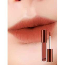 Son kem Bbia Last Velvet Lip tine Màu 23 cam đất pha đỏ gạch siêu đẹp