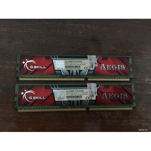 Ram DDR3 4Gb Gskill - 7558452 , 16180116 , 15_16180116 , 400000 , Ram-DDR3-4Gb-Gskill-15_16180116 , sendo.vn , Ram DDR3 4Gb Gskill