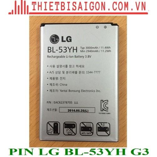 PIN LG BL-53YH G3 - 11137437 , 16194312 , 15_16194312 , 85000 , PIN-LG-BL-53YH-G3-15_16194312 , sendo.vn , PIN LG BL-53YH G3