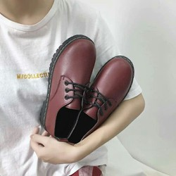 giày boot đế thô hàng qc