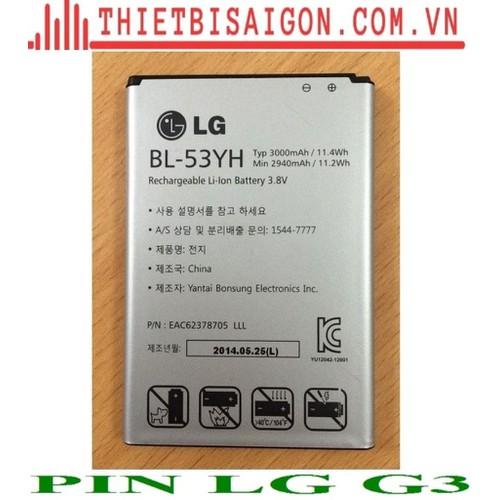 PIN LG G3 - 4688211 , 16194656 , 15_16194656 , 85000 , PIN-LG-G3-15_16194656 , sendo.vn , PIN LG G3