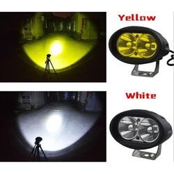 Đèn trợ sáng L2 - 30W - Loại 1 BH 12 tháng - đèn trợ sáng xe máy - đèn trợ sáng ô tô