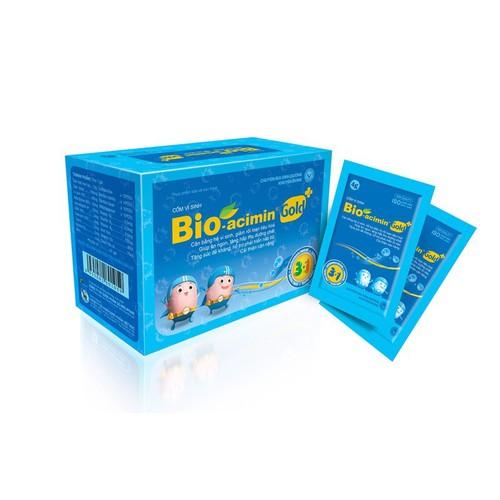 Bio acimin gold hộp 30 gói x 4g - 11282015 , 16194511 , 15_16194511 , 145000 , Bio-acimin-gold-hop-30-goi-x-4g-15_16194511 , sendo.vn , Bio acimin gold hộp 30 gói x 4g