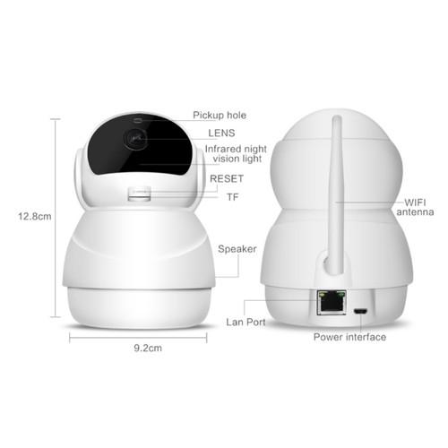 Camera IP 2.0MP 360eyes