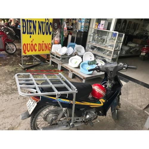 Giá chở hàng | Baga chở hàng xe máy đa năng thông minh Lộc Phát 50x56 - 4689545 , 16203494 , 15_16203494 , 430000 , Gia-cho-hang-Baga-cho-hang-xe-may-da-nang-thong-minh-Loc-Phat-50x56-15_16203494 , sendo.vn , Giá chở hàng | Baga chở hàng xe máy đa năng thông minh Lộc Phát 50x56
