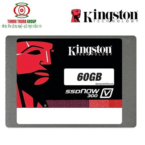 Ổ cứng SSD 60GB Kingston V300 - Hàng công ty