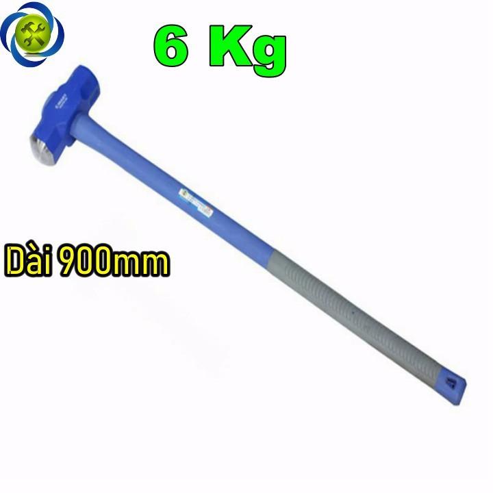 Búa tạ 6kG C-Mart G0006-12  3