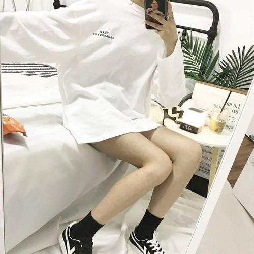 áo thun from rộng|áo thun nữ