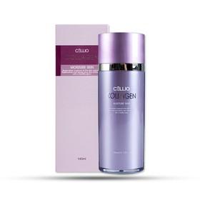 Nước Hoa Hồng Cellio Collagen Moisture Skin 140ml - Cellioskin