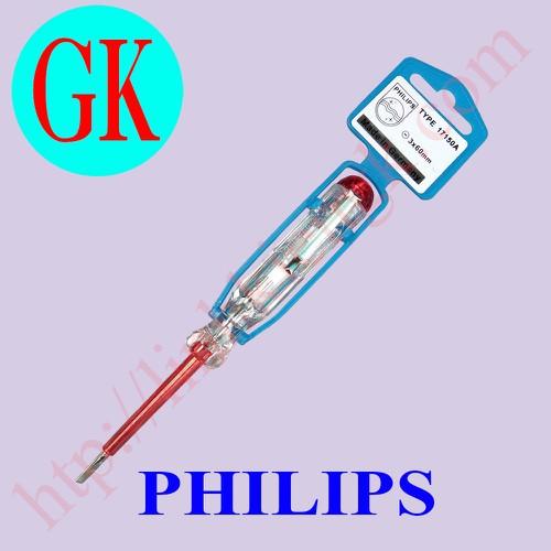 Bút thử điện phi lips - bút điện