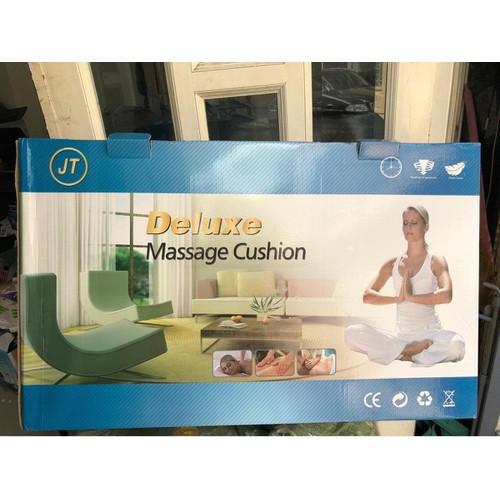 Nệm Massage Toàn Thân Đa Chức Năng - Deluxe Massage Cushion - Deluxe Massage Cushion