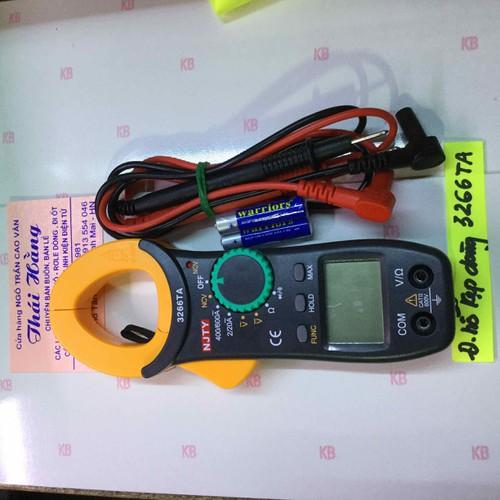 Đồng hồ kẹp dòng 3266 TA