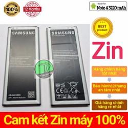 Pin điện thoại SamSung_Note 4 1sim [N910]