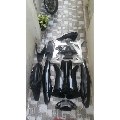 Dàn áo xe máy Yamaha Sirius- nhựa TRẮNGcao cấp màu ĐEN - 7563519 , 16213339 , 15_16213339 , 1250000 , Dan-ao-xe-may-Yamaha-Sirius-nhua-TRANGcao-cap-mau-DEN-15_16213339 , sendo.vn , Dàn áo xe máy Yamaha Sirius- nhựa TRẮNGcao cấp màu ĐEN
