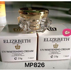 Kem face cao cấp ELIZABETH BRITAIN UvWhitening Cream - fygrhg