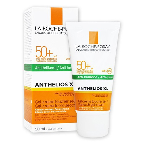 Chống nắng La Roche-Posay Anti-shine Anthelios XL 50+ Dry Touch Gel Cream, 50ml