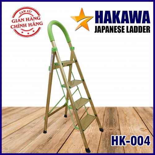 Thang gấp nhôm Hakawa HK004