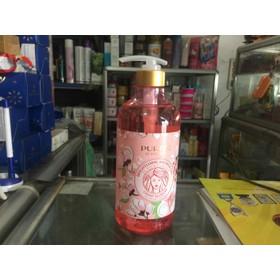 Sữa Tắm Purite Hoa Anh Đào 850Ml - hoaanhđao