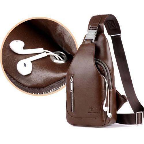 Túi đeo chéo trước ngực nam