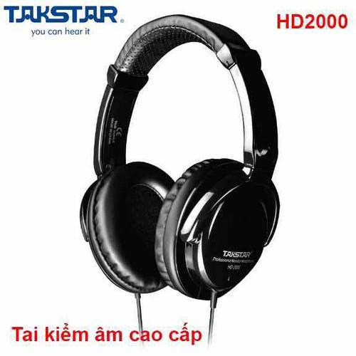 Micro kiểm âm nghe nhạc Takstar HD2000 chính hãng