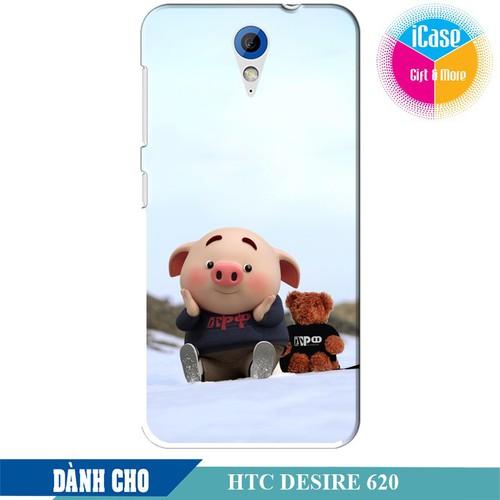 Ốp lưng nhựa dẻo dành cho HTC Desire 620 in hình Heo Con Nghịch Tuyêt - 11137980 , 16216759 , 15_16216759 , 99000 , Op-lung-nhua-deo-danh-cho-HTC-Desire-620-in-hinh-Heo-Con-Nghich-Tuyet-15_16216759 , sendo.vn , Ốp lưng nhựa dẻo dành cho HTC Desire 620 in hình Heo Con Nghịch Tuyêt
