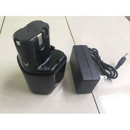 Pin Hitachi12V 2.5A Được Làm Từ Pin Samsung Mới