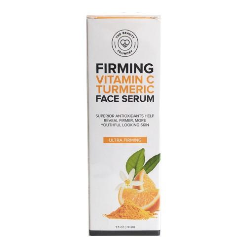 Dưỡng da The Beauty Foundry Firming Vitamin C Turmeric Face Serum, 30ml