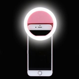 Đèn LED Selfie Trợ Sáng Pro Chụp Hình Tự Sướng Ring Light SLED-RK12 - pdbt30 thumbnail