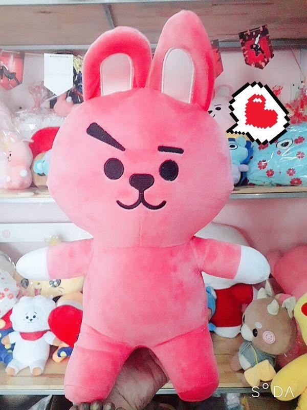 Gấu Bông Bt21- Doll Cookky 35cm 6