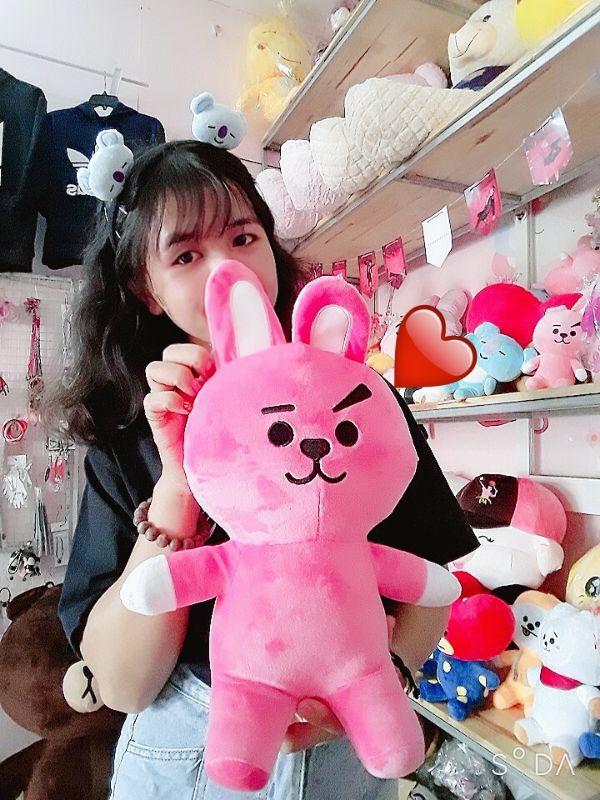 Gấu Bông Bt21- Doll Cookky 35cm 4