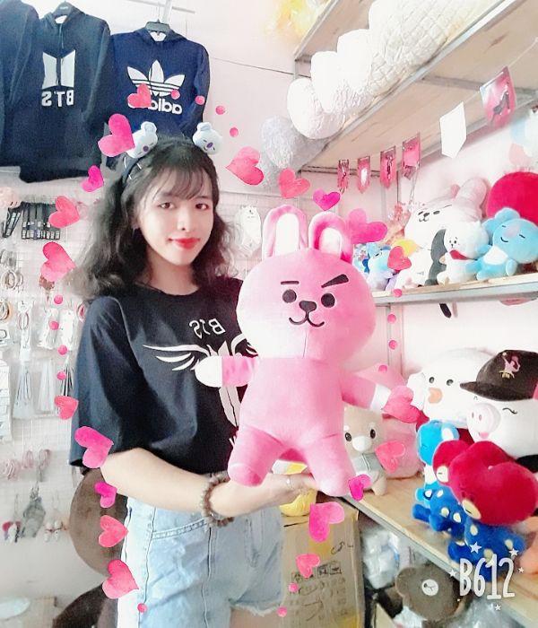 Gấu Bông Bt21- Doll Cookky 35cm 3