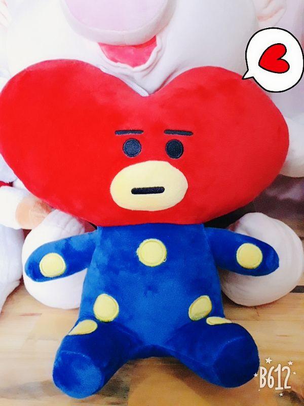 Gấu Bông Bt21- Doll TaTa 35cm 1