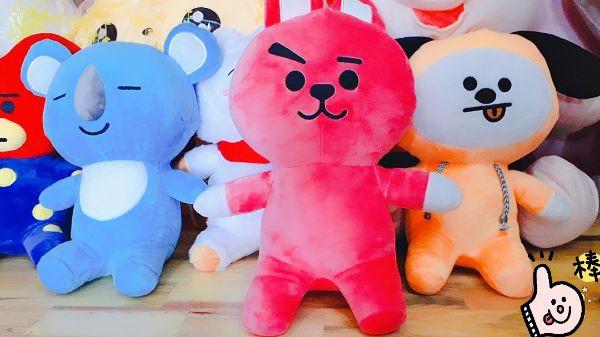 Gấu Bông Bt21- Doll TaTa 35cm 6