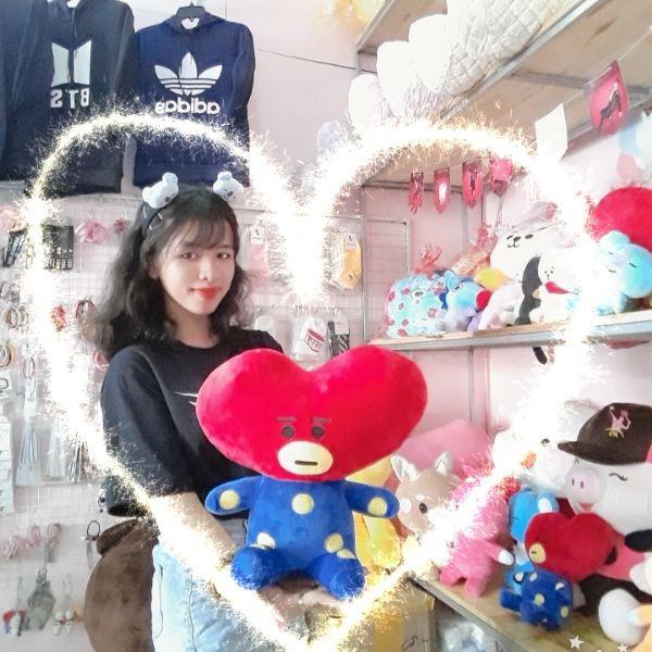 Gấu Bông Bt21- Doll TaTa 35cm 2