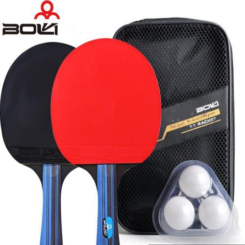 Bộ 2 vợt bóng bàn Boer A10 tặng 3 bóng