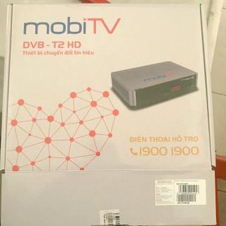 Trọn Bộ Đầu thu Truyền hình số mặt đất Mobi tivi - mobiletivi DVB-t2 HD thumbnail