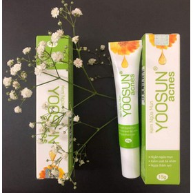kem ngừa mụn giảm thâm YOOSUN ACNES - Yoosun acnes
