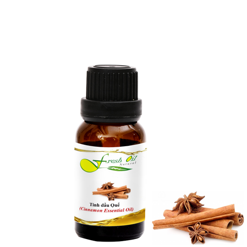 Tinh dầu Quế Cinnamon Essential Oil 10ml - 4693325 , 16232414 , 15_16232414 , 49000 , Tinh-dau-Que-Cinnamon-Essential-Oil-10ml-15_16232414 , sendo.vn , Tinh dầu Quế Cinnamon Essential Oil 10ml