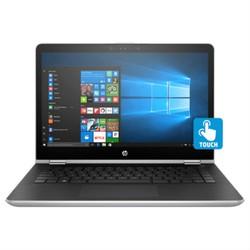 Laptop Hp Pavilion x360 14-ba065TU 2GV27PA Silver I5-7200U Hàng chính hãng - 2GV27PA