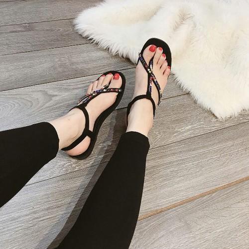 Giày sandal nữ đế bệt xỏ ngón - 7894162 , 16225084 , 15_16225084 , 270000 , Giay-sandal-nu-de-bet-xo-ngon-15_16225084 , sendo.vn , Giày sandal nữ đế bệt xỏ ngón