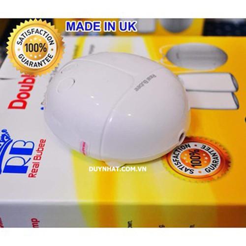 Máy hút sữa Real Bubee - Máy hút sữa sản xuất tại Anh