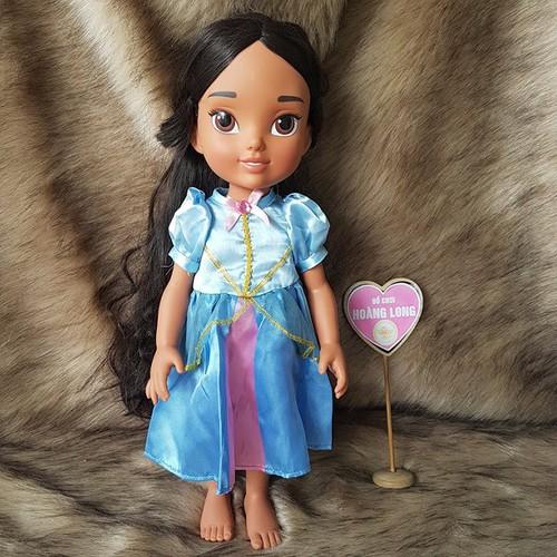 Búp Bê Công Chúa Elena Disney 39 cm phiên bảng gầy - Disney Princess Toddler Dolls 16 inch