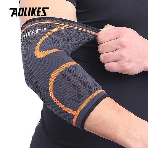 Bộ đôi bảo vệ khuỷu tay chính hãng Aolikes AL7547-1 đôi - 4691183 , 16218735 , 15_16218735 , 199000 , Bo-doi-bao-ve-khuyu-tay-chinh-hang-Aolikes-AL7547-1-doi-15_16218735 , sendo.vn , Bộ đôi bảo vệ khuỷu tay chính hãng Aolikes AL7547-1 đôi